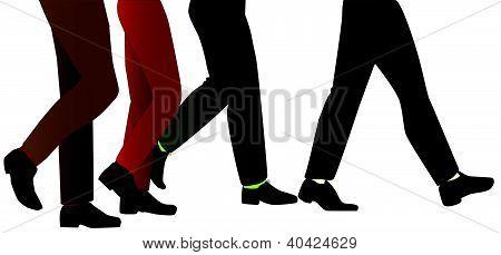 Pernas de Mens