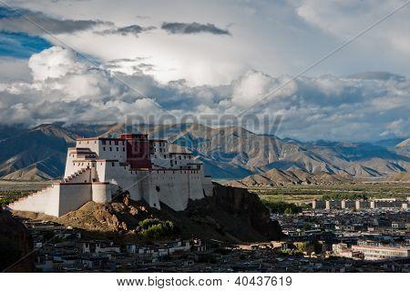 Shigatse (Xigatse) Dzong, Tibet