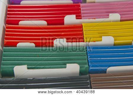 Plasticine In A Box