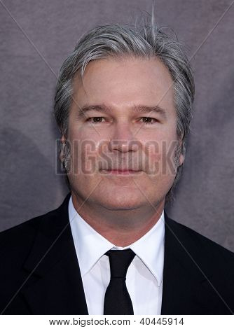 LOS ANGELES - JAN 12:  GORE VERBINSKI arriving to Critic's Choice Movie Awards 2012  on January 12, 2012 in Hollywood, CA