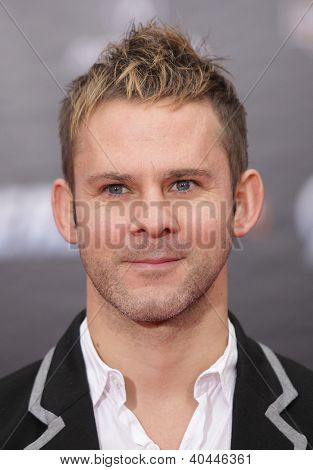 LOS ANGELES - APR 11:  Dominic Monaghan