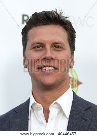 "LOS ANGELES - AUG 23:  Hayes MacArthur ""Bachelorette"" Los Angeles Premiere  on August 23, 2012 in Hollywood, CA"