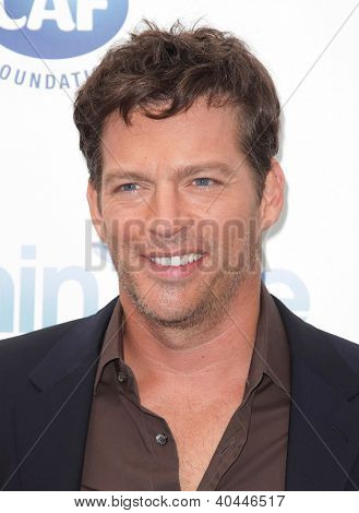 "LOS ANGELES - AUG 16:  HARRY CONNICK JR. arriving to ""Dolphin Tale"" World Premiere  on August 16, 2012 in Westwood, CA"