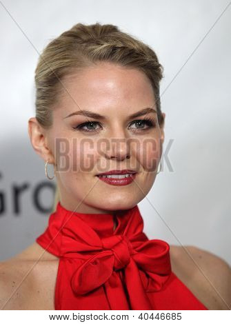 LOS ANGELES - JAN 10:  JENNIFER MORRISON ABC All Star Winter TCA Party 2012  on January 10, 2012 in Pasadena, CA
