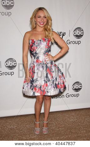 LOS ANGELES - JUL 27:  Hayden Panettiere ABC All Star Summer TCA Party 2012  on July 27, 2012 in Beverly Hills, CA