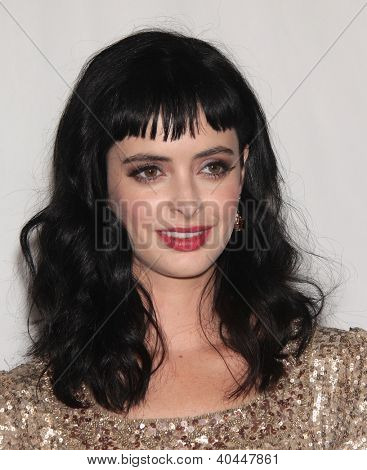 LOS ANGELES - JUL 27:  Krysten Ritter ABC All Star Summer TCA Party 2012  on July 27, 2012 in Beverly Hills, CA