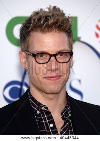 LOS ANGELES - AUG 03:  BARRETT FOA Summer TCA Party 2011 - CBS / SHOWTIME / CW   on August 03, 2011 in Beverly Hills, CA