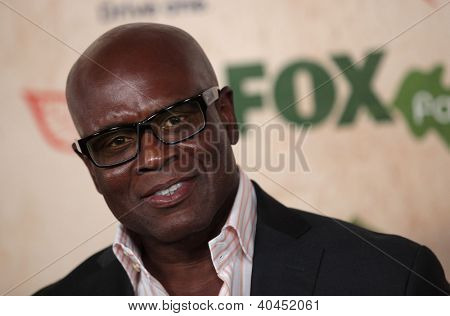 LOS ANGELES - AUG 12:  L.A. Reid arriving to FOX Fall Eco-Casino Party 2011  on August 12, 2011 in Culver City, CA