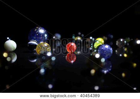 Devon made marbles