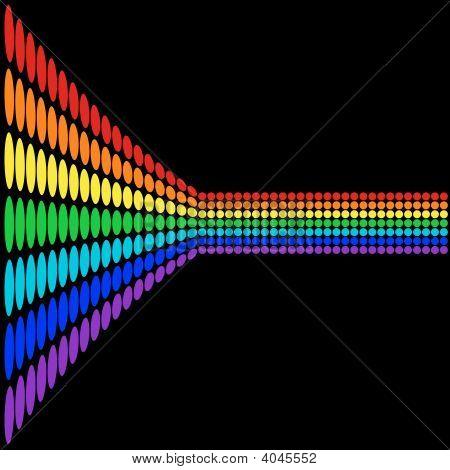 Perspectiva de arco-íris