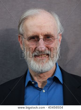 LOS ANGELES - JAN 12:  JAMES CROMWELL arriving to Critic's Choice Movie Awards 2012  on January 12, 2012 in Hollywood, CA