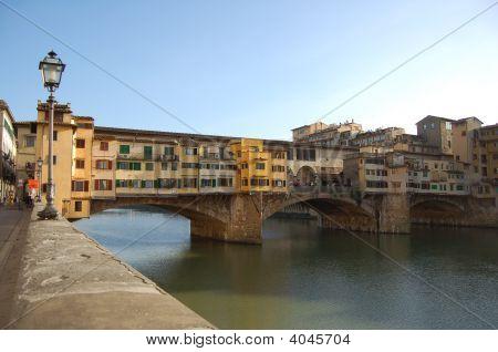 Florence Ponte Vecchio Bridge