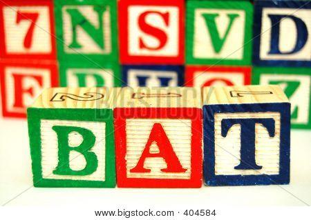 Toy Blocks - Spelling