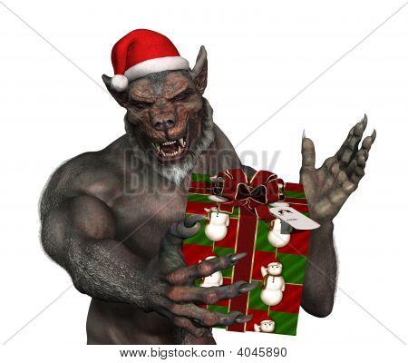 Christmas Werewolf