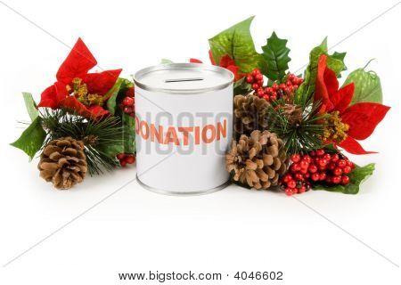 Donación de Navidad