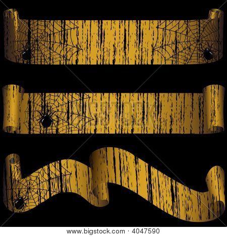 Banners de oro