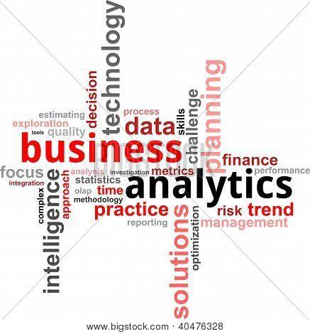 Word Cloud - Business Analyti...