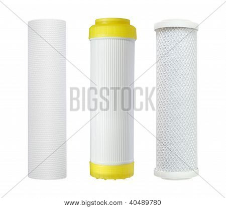 Cartridge For Water Filter