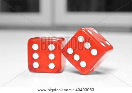 Macro two dices