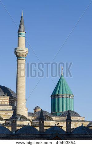 Mausoleum Of Mevlana