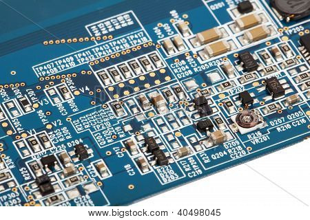 Laptop Motherboard With Details
