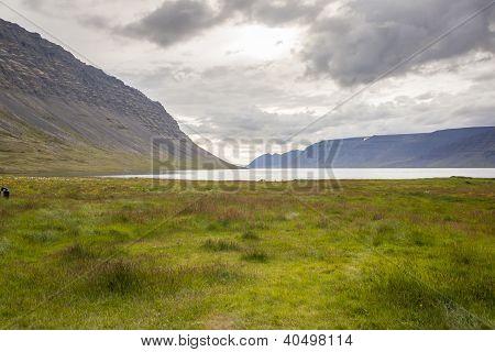 Dynjandisvogur Fjord - Iceland.