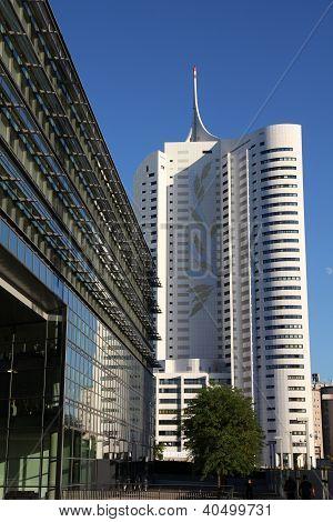 Vienna Modern Architecture