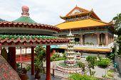 Постер, плакат: Храм Верховного блаженства Кек Лок Si Пенанг