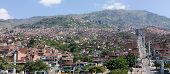 stock photo of medellin  - Cityscape of city of Medellin - JPG