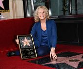 LOS ANGELES - DEC 03:  CAROLE KING Walk of Fame Honors Carole King  on December 03, 2012 in Hollywoo