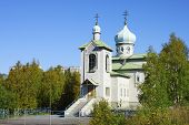 image of murmansk  - The temple  - JPG