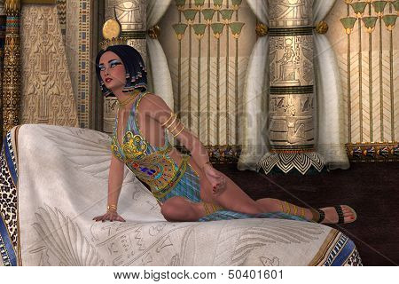 Egyptian Lady