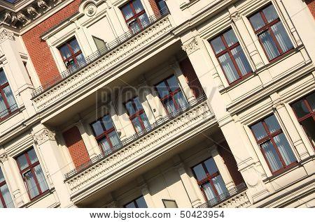 Berlin Facade