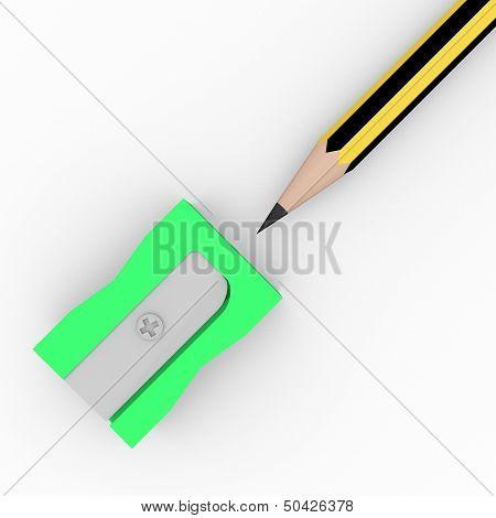 Topv View Pencil Sharpener