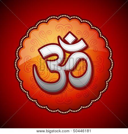 Om Sanskrit Symbol