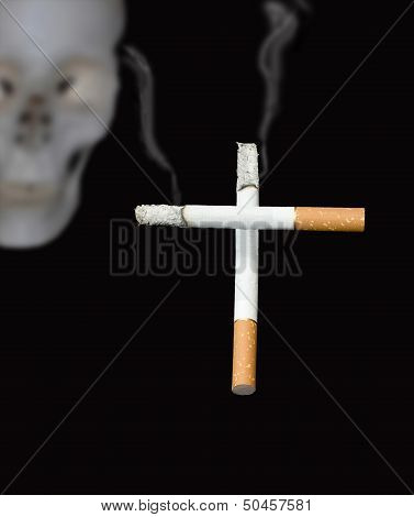Smoking Of Cigarettes And Death.