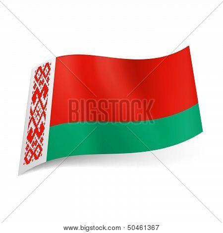 State flag of Belarus