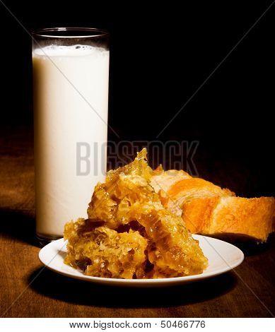 Milk, Honey, Bread