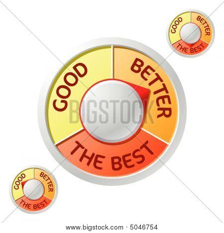 Good - Better - The Best