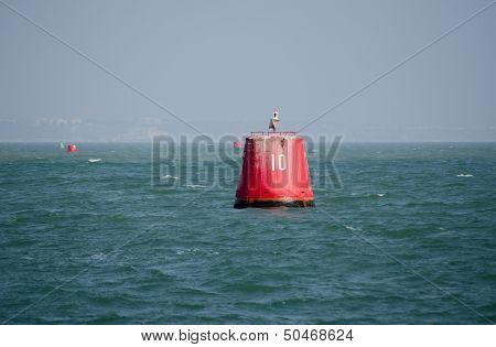 Number ten buoy