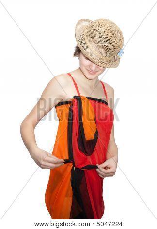 Girl String A Pareo