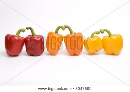 Sweet Peppers.