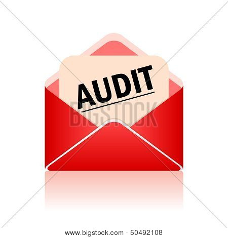 Vector audit symbol