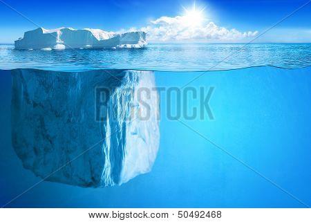 Sul e pólo norte e todas as coisas relacionadas