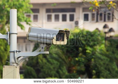 Cctv Or Security Camera