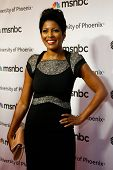 NEW YORK, NY - SEPTEMBER 6: MSNBC anchor Tamron Hall attends MSNBC's