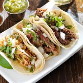 image of cilantro  - authentic mexican barbacoa - JPG