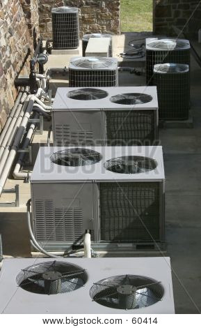 Air Conditioner Heating Units