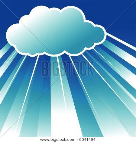 Clouds n rays