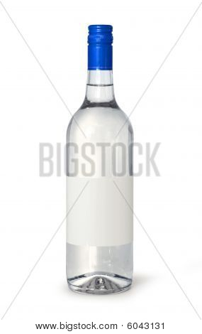Blank Spirits Bottle